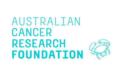 Australian Cancer Research Foundation logo